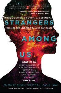 Strangers Among Us Cover